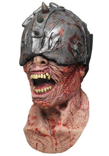 Máscara de guerrero Brutal Waldhar para adulto