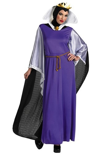 Disfraz de Reina Malvada para mujer