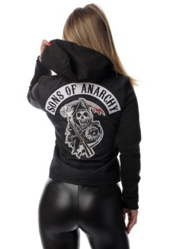 Sons Of Anarchy Denim Highway Jacket para mujer