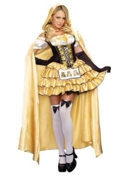 Disfraz de Ricitos de Oro para mujer