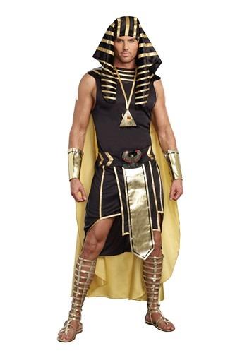 Disfraz de rey de Egipto de talla grande