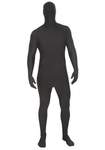 Morphsuit negro para adulto