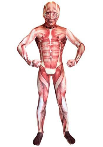 Morphsuit de músculos para niños