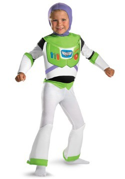 Disfraz infantil de Buzz Lightyear Deluxe