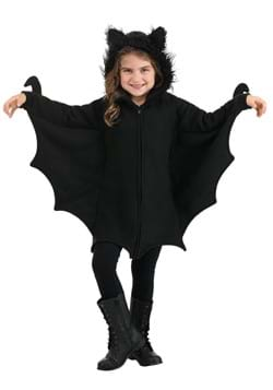 Disfraz de murciélago cómodo para niñas