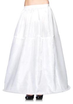 Falda larga de lujo