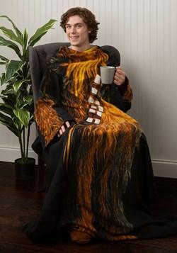 Manta cómoda de Chewbacca para adulto