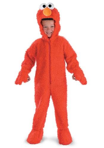 Disfraz de Elmo para niños pequeños