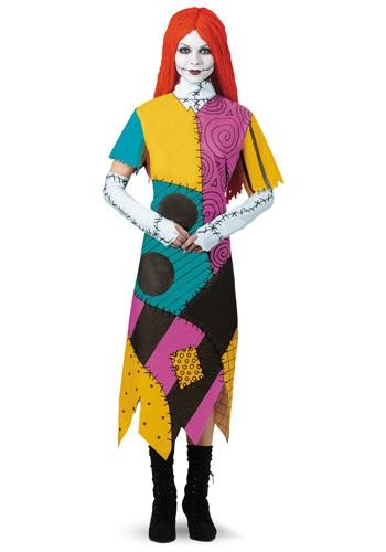 Disfraz de Sally clásico talla extra