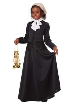 Disfraz de Harriet Tubman para niña