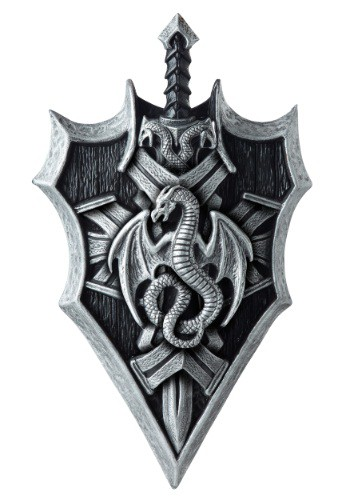 Escudo y espada de Dragon Lord