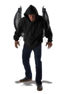 Accesorio de alas malévolas
