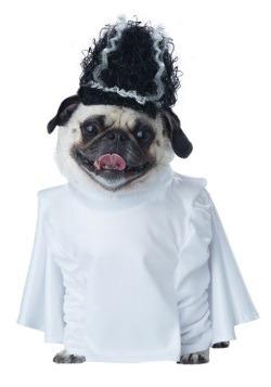 Disfraz para perro de la novia de Frankenpup