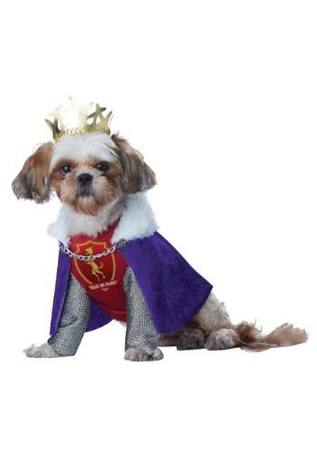 Disfraz para perro King of Bones