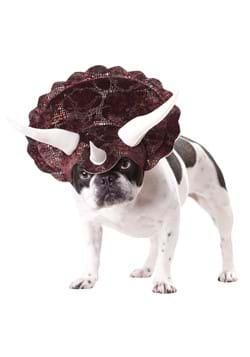 Disfraz para perro de Triceratops