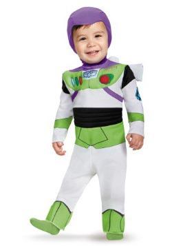 Disfraz de lujo de Buzz Lightyear para bebé