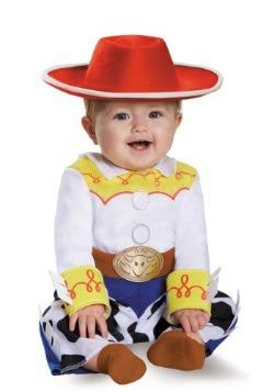 Disfraz de lujo de Jessie para bebé