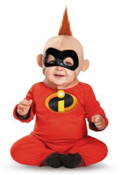 Disfraz de bebé Jack Deluxe