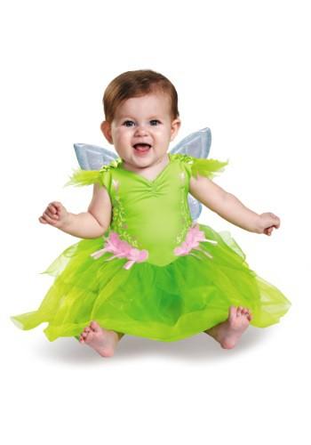 Disfraz de bebé de Tinker Bell Deluxe