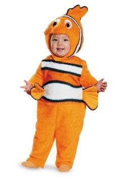 Disfraz infantil de Nemo Prestige