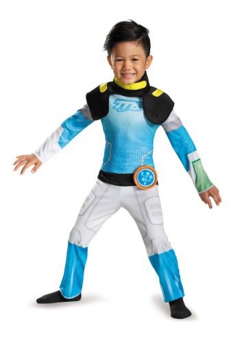 Disfraz de Miles de Tomorrowland clásico para niños pequeños
