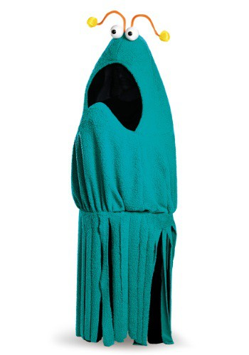 Disfraz Yip Yip azul de Plaza Sésamo