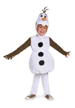 Disfraz clásico Olaf de Frozen para bebés y niños pequeños