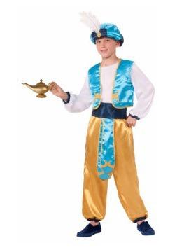 Disfraz infantil de príncipe árabe