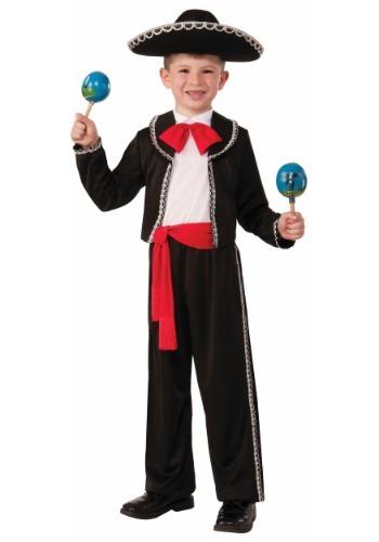 Disfraz de Mariachi Amigo para niño
