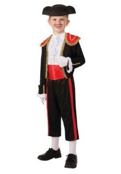 Disfraz de torero español para niño
