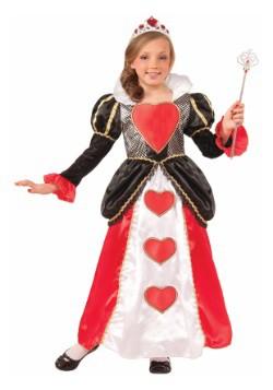 Disfraz de Reina encantadora para niñas