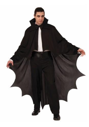 Capa de murciélago vampiro para adulto