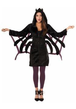Sudadera con capucha Comfy Spider para mujer