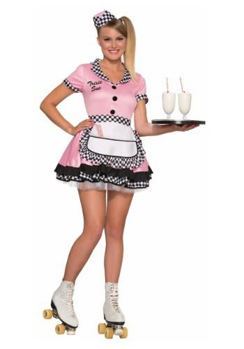 Disfraz Trixie Sue Carhop Mujer