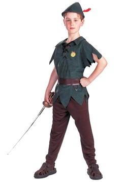 Disfraz infantil de Peter Pan