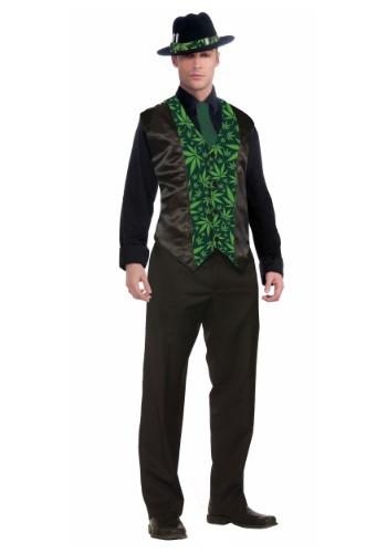 Chaleco de cannabis para adulto