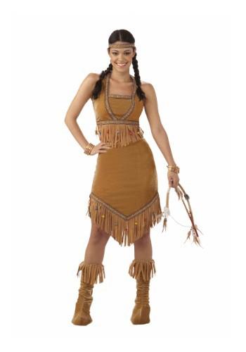 Disfraz de Cherokee Cutie para mujer