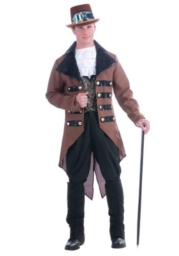 Disfraz de Steampunk Jack para hombre