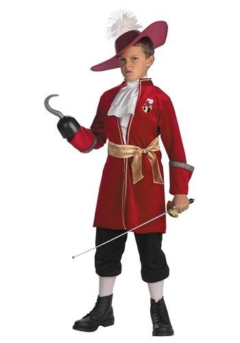 Disfraz infantil de Capitán Garfio