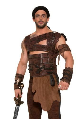 Armadura de guerrero medieval para hombres