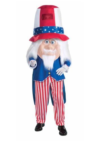 Mascota Adulto del Tío Sam Parade