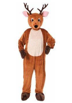Disfraz de mascota reno para adulto
