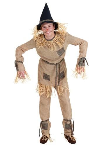 Disfraz de espantapájaros clásico para adulto