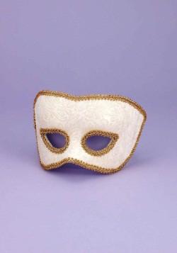Máscara beige Karneval para adulto