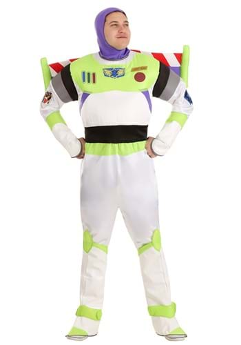 Disfraz de Buzz Lightyear deluxe para adulto