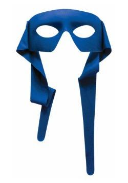 Antifaz azul