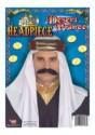 Tocado árabe para adulto