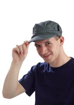 Sombrero de maquinista deluxe para adulto