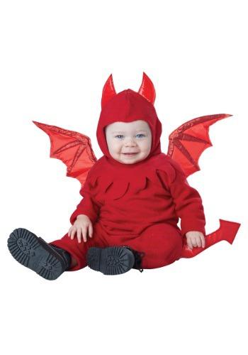 Disfraz de diablo Lil Devil para bebé/niño pequeño