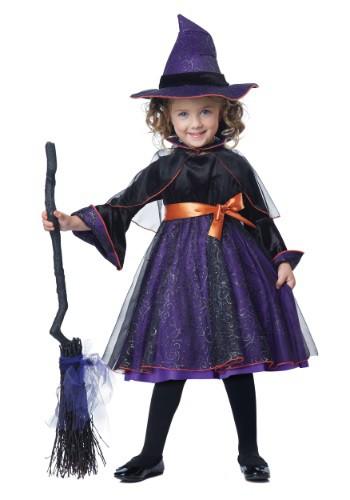 Disfraz de bruja Hocus Pocus para niños pequeños